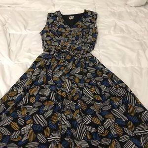 Anne Klein Dresses - Anne Klein Tie-Waist Dress